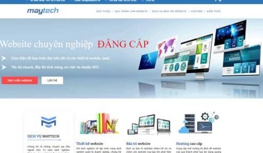 thiet ke web tphcm