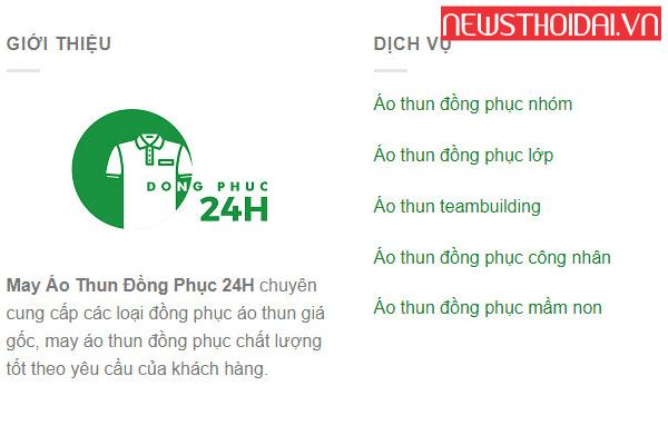 may ao dong phuc tphcm