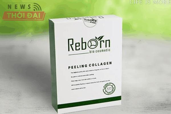 Thay Da Sinh Học Reborn Peeling Collagen