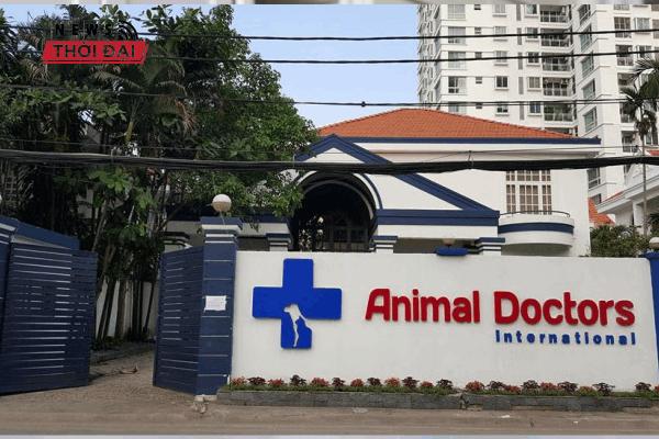 Animal Doctor : Phòng Khám Thú Y Quận 2